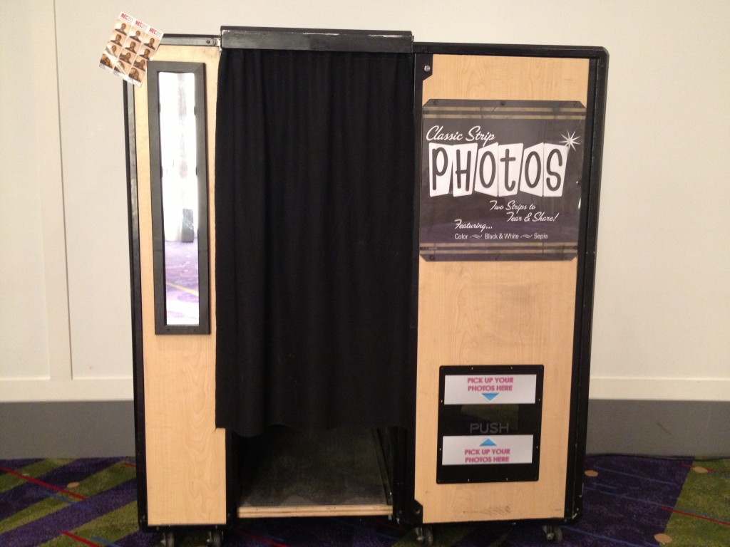 Vintage Photo Booth 111