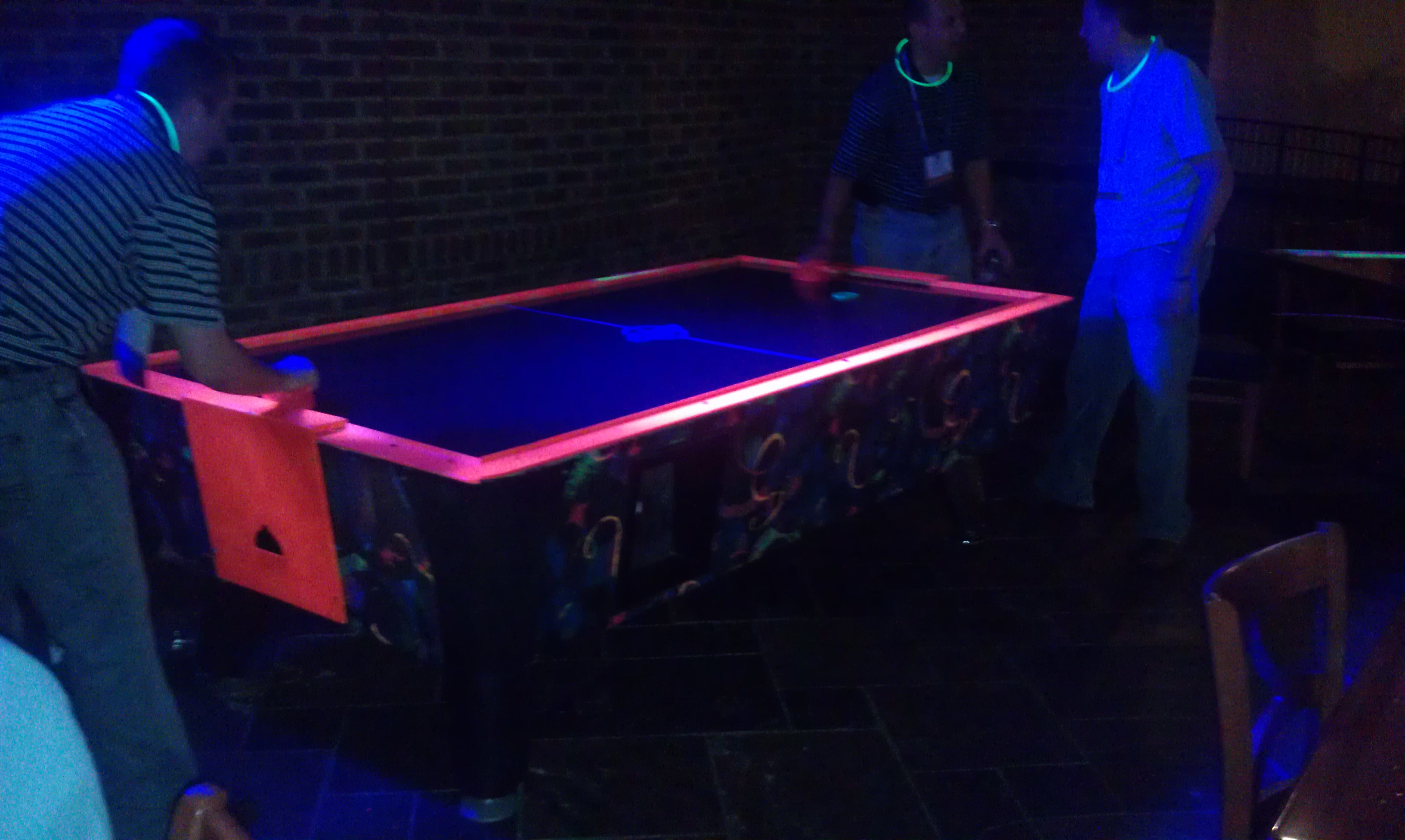 Arcade sports bar types amusement masters blacklight air hockey mozeypictures Image collections