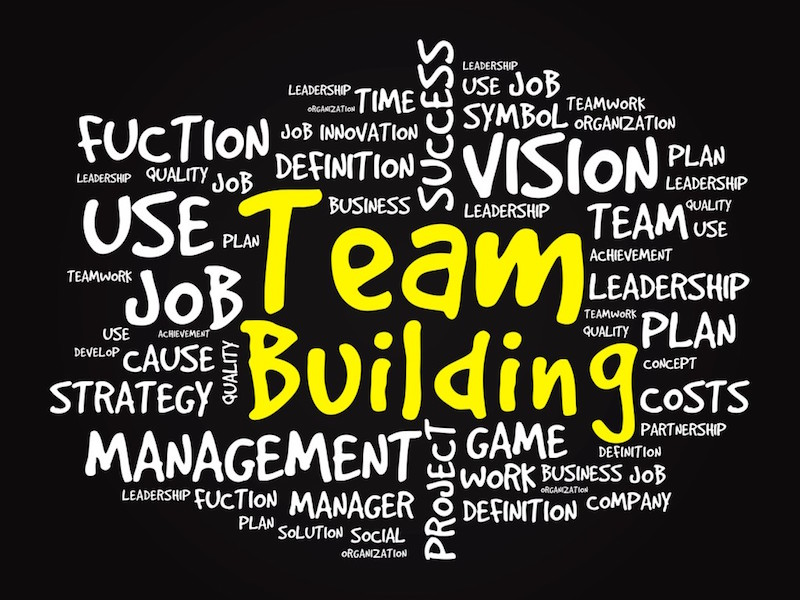 Create A Tougher Team With Team Building Events