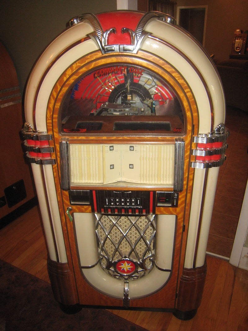 Amusement Masters Jukebox 1