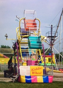 Amusement Masters Kiddie Ferris Wheel