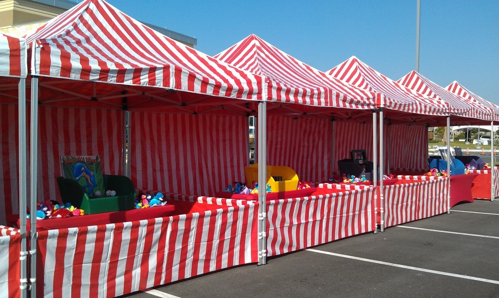 Amusement Masters Carnival Tents